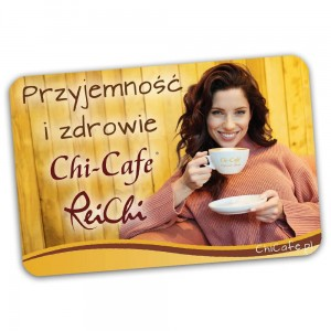 "Magnes ""Chi-Cafe brązowy"""