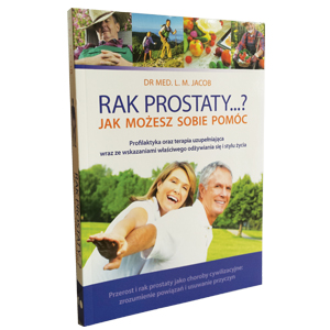 książka rak prostaty